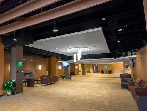 St-Timothy-lobby