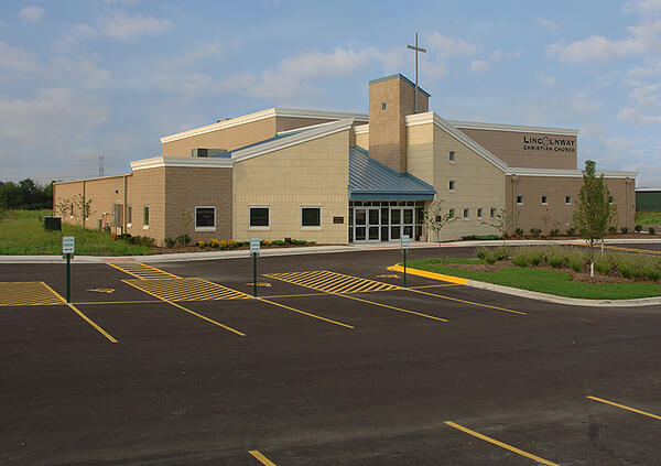 Lincolnway-church-parking-lot