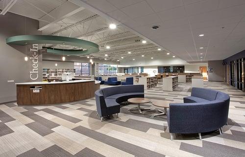 benet-academy-library-dw