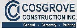 Cosgrove Construction Inc.