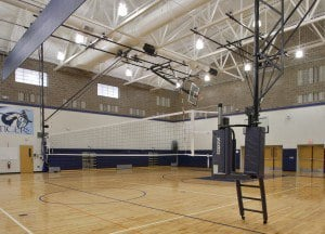 Overhead Volleyball