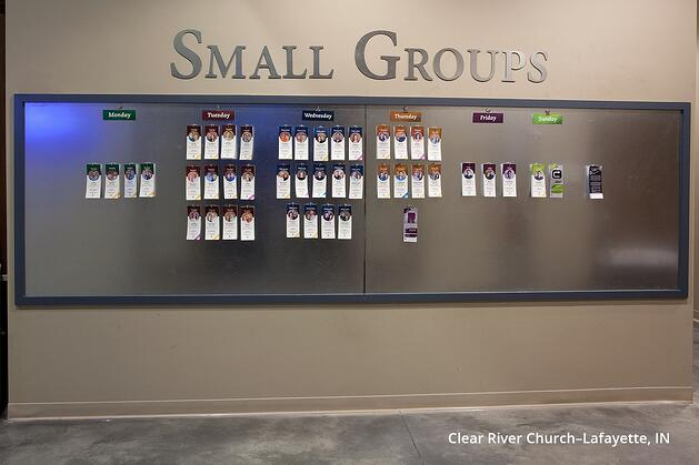 10 Ways To Maximize Your Church Lobby