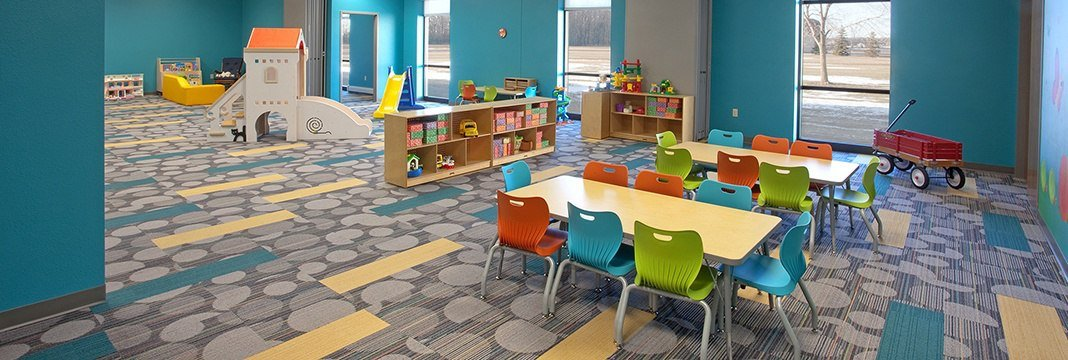 4 Tips for Designing Children's Ministry Space