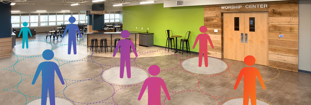 4 Ways to Reimagine Large Gathering Spaces for Smaller-Sized Groups