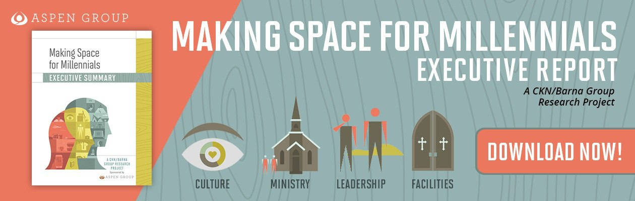 Making Space for Millennials Executive Summary—A New Tool for Church Leadership Teams