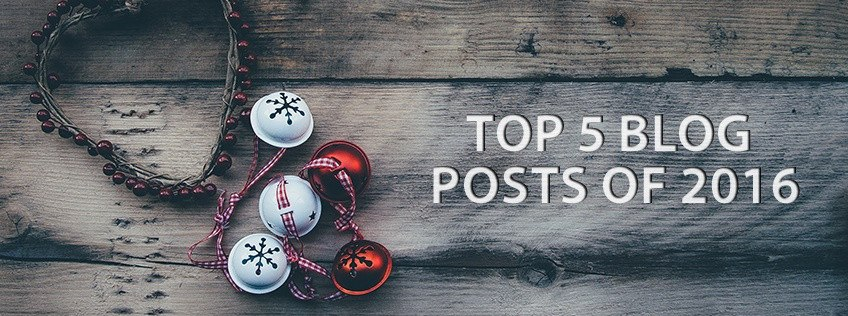 Our Top 5 Blog Posts of 2016