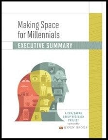 Making Space for Millennials Executive Summary